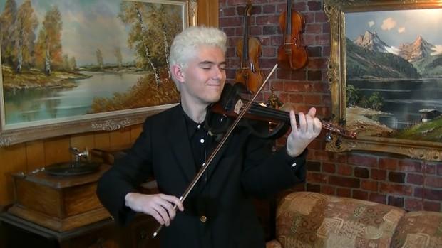 ELECTRO SWING on violin