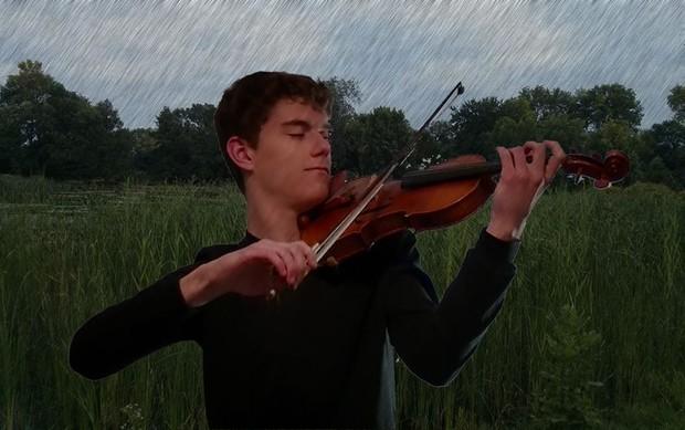 A. Vivaldi - Storm by Stepan Grytsay