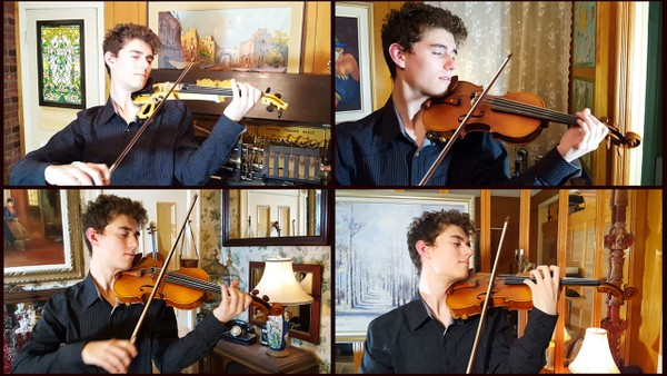 "Johann Sebastian Bach: Suite No. 3 in D Major, BWV 1068 ""Air"""