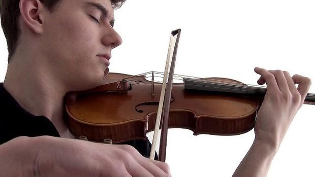 [Electro Violin] Electronic Baroque by Stepan Grytsay