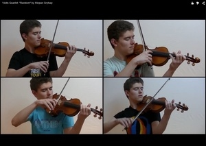 Violin Quartet: