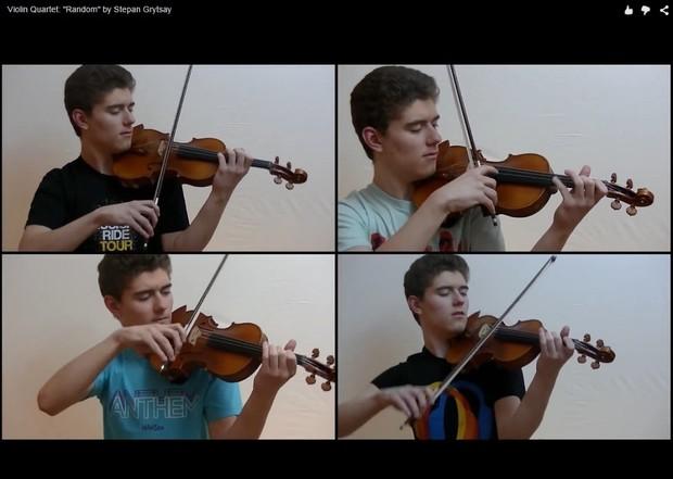 Violin Quartet: