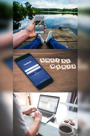 Replace screens mockup desktop & phone