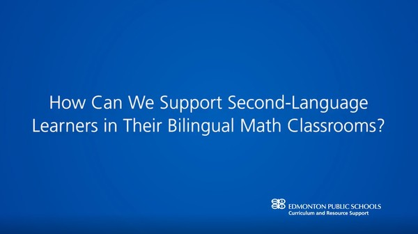 Bilingual Programs Video Series