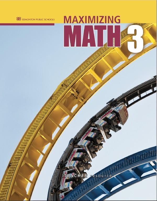 Maximizing Math - Grade 3
