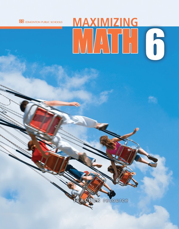 Maximizing Math - Grade 6