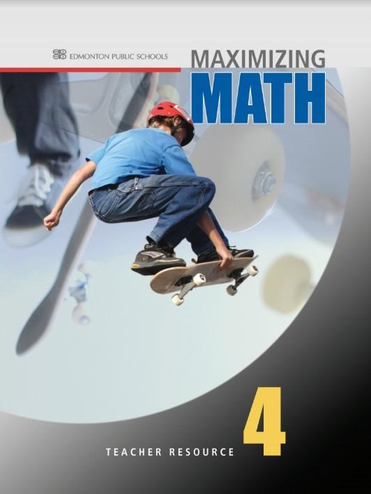 Maximizing Math - Grade 4