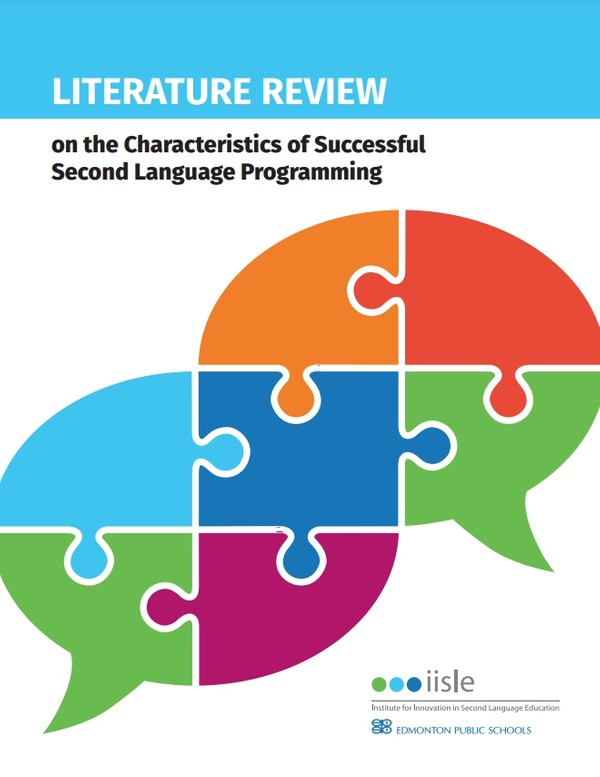 Literature Review - Characteristics of Successful Second Language Programming