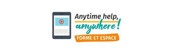 Anytime Help Anywhere: French Mathematics - Shape and Space