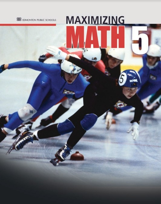 Maximizing Math - Grade 5