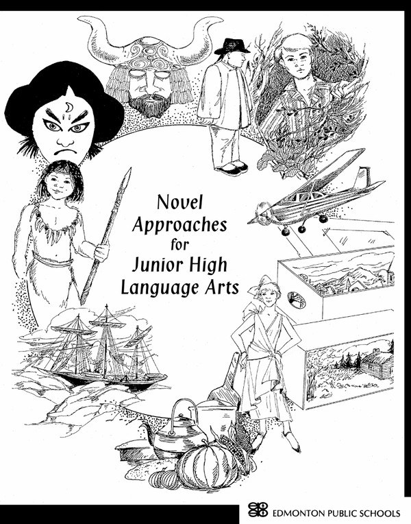 Novel Approaches for Junior High Language Arts