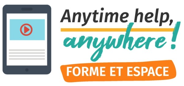 Anytime Help, Anywhere Videos: French Mathematics - Shape and Space