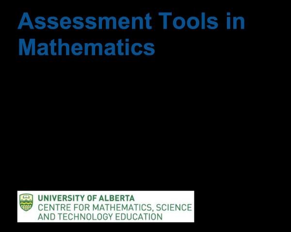 Assessment Tools in Mathematics