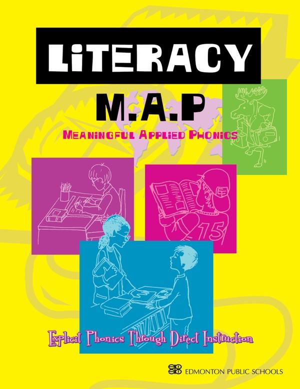 Literacy Map 2009
