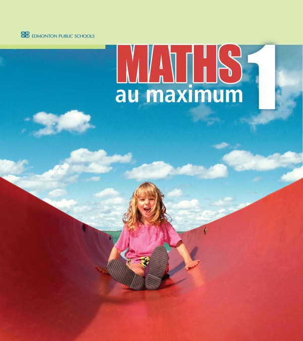 Maths au Maximum: Grade 1