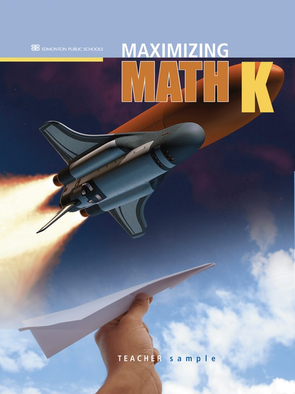 Maximizing Math - Kindergarten