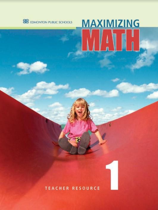 Maximizing Math - Grade 1