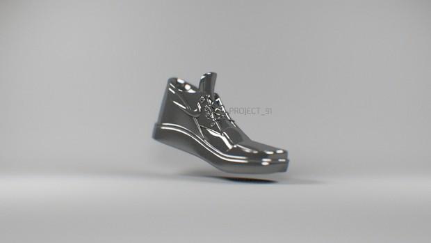 Nike 3d model