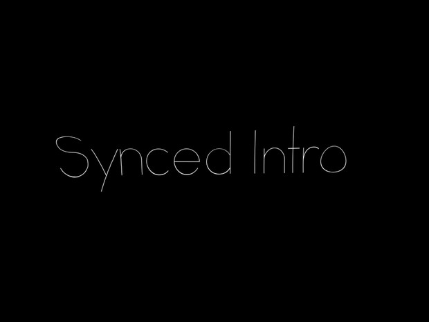 Intro - Sync