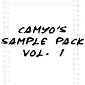 Camyo's Sample Pack Vol. 1