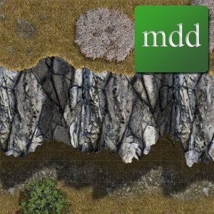 Cliff Face Map