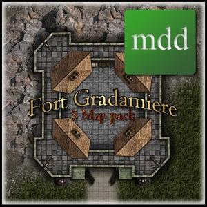 Fort Gradamiere