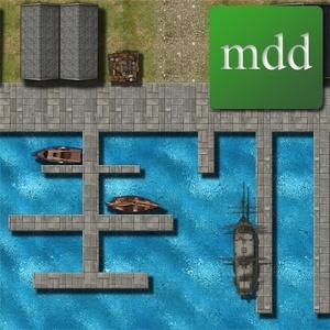 Wharf Battle Map