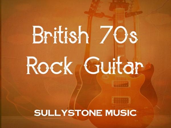 British 70s Rock Guitars