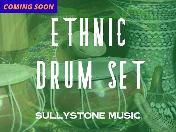 Ethnic Drum Set (Coming Soon)