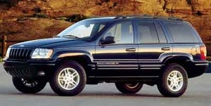 Jeep Grand Cherokee 2000 2001 repair manual