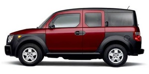 Honda Element 2007 2008 repair manual