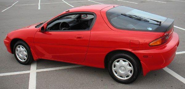 Mazda MX3 1993-1997 repair manual