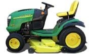John Deere G100 G110 repair manual