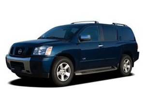 Nissan Armada 2006 2007 2008 repair manual