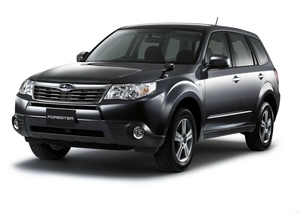 Subaru Forester 2006 2007 2008 repair manual
