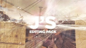 JaZn's 2017 Editing Pack