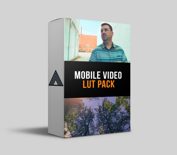 Mobile Video LUT Pack