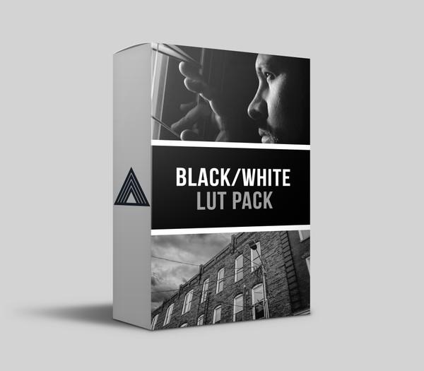 Black & White LUT Pack