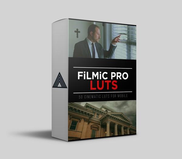 FiLMiC Pro LUTs Mega-Pack
