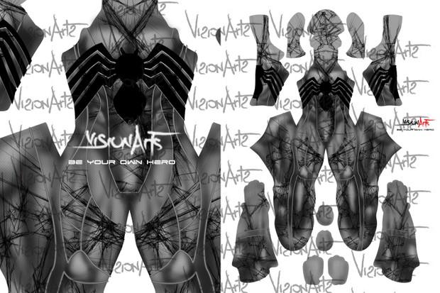 Grey Symbiote