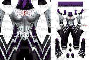 Silk Symbiote Light Version