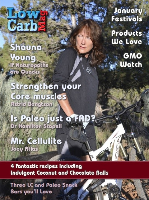 Low Carb Mag January 2015 - The Worlds Most Loved Low Carb Magazine