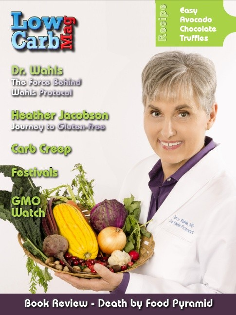 Low Carb Mag October 2014 - The Worlds Most Loved Low Carb Magazine