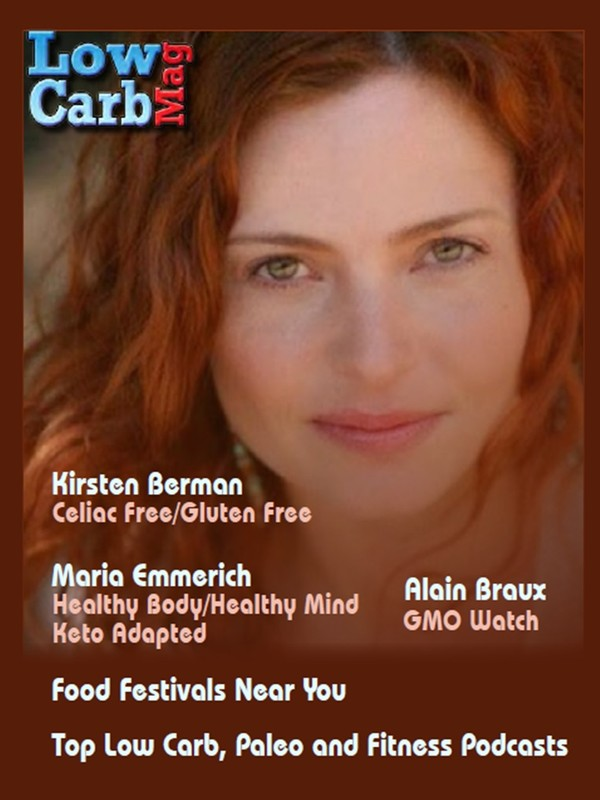 Low Carb Mag August 2016 - The World's Most Loved Low Carb Magazine