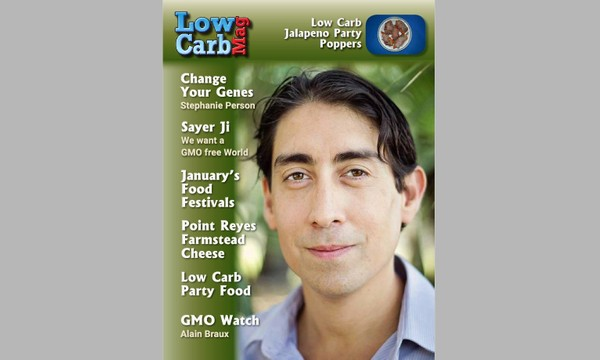 Low Carb Mag January 2016 - The World's Most Loved Low Carb Magazine