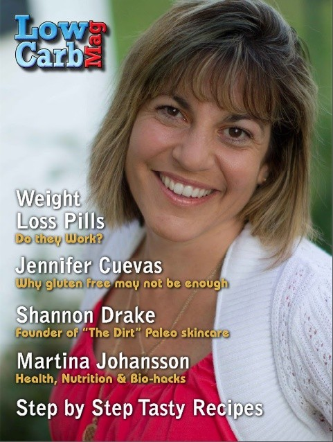 Low Carb Mag April 2015 - The Worlds Most Loved Low Carb Magazine