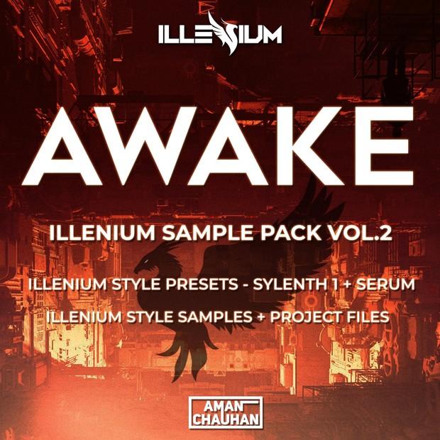 AWAKE - Illenium Sample Pack Vol 2 [Presets + Samples + Project Files]