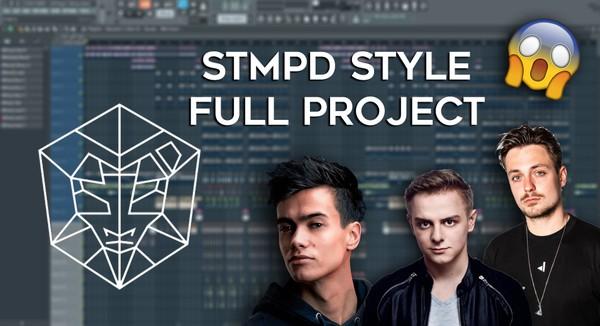 STMPD Style Full Project File [FLP + Vocals]