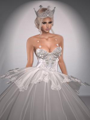 .:Vivi Wedding Dress:.