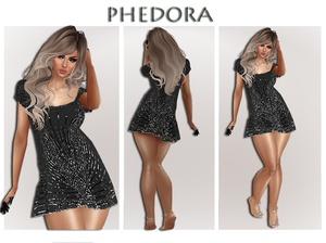 .:Carmen Dress:.